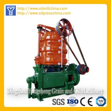 Groundnut Edible Oil Pressing Machine