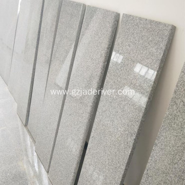 Customized Size White Fired Granite Tile for Floor