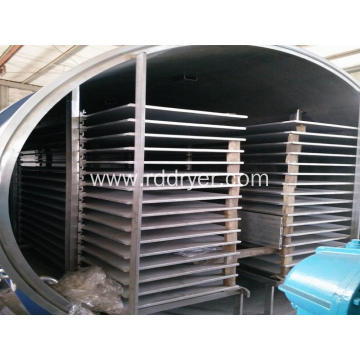 Blue Berry Microwave Vacuum Drying Machine/Sea Food Dryer