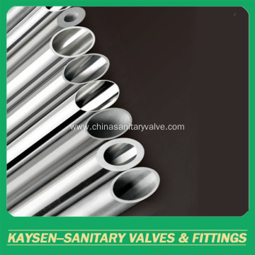 SS316 Sanitary Seamless Tubing Stainless Steel