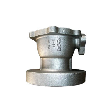 valve parts with investment casting process
