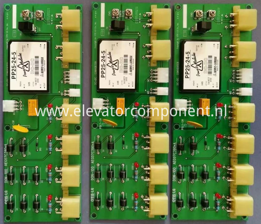 Power Board DON-100 for LG Sigma Elevators