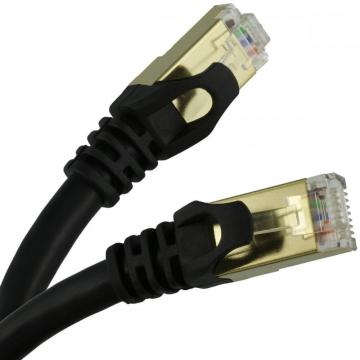 A Cat7 Type Of Wiring Ethernet Patch Cable