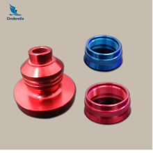 CNC Machining Aluminum Pats Anodized Fittings