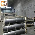 RP Graphite Electrode in Length 1500mm-2700mm