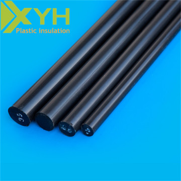 Machining Engineering POM Black Rod Bar Stock