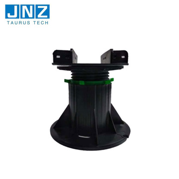 Taurus adjustable floor joist support pedestal