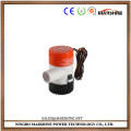 DC electric submersible boat water pump
