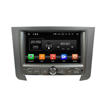 Android car dvd for Rexton 2014