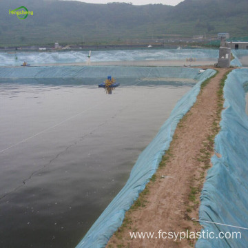Geomembrane fish pond liner