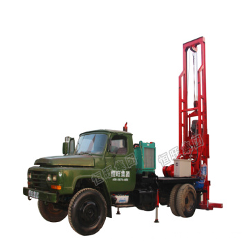 Reverse circulation water well drilling machine