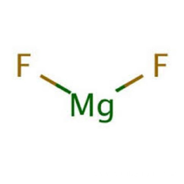 magnesium fluoride dot and cross diagram