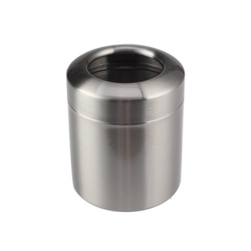 Stainless Steel Desktop Garbage Can