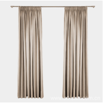 Luxury design blackout velvet curtain