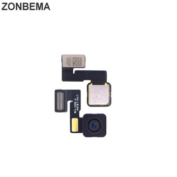 ZONBEMA For iPad Air 2 For iPad 6 Big Rear Back Mobile Phone Camera lens Module Main Cam Lens Flex Cable Replacement