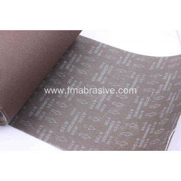 Calcined Aluminum Oxide Stainless Steel Grinding Belt 871K