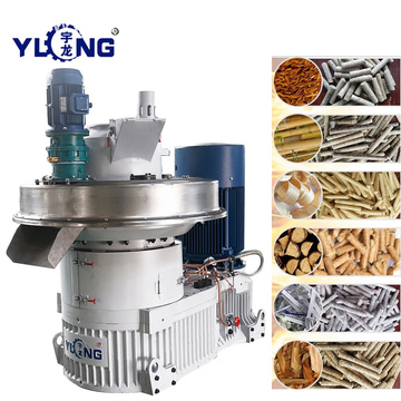 Biomass Waste Pellets Making Machinery
