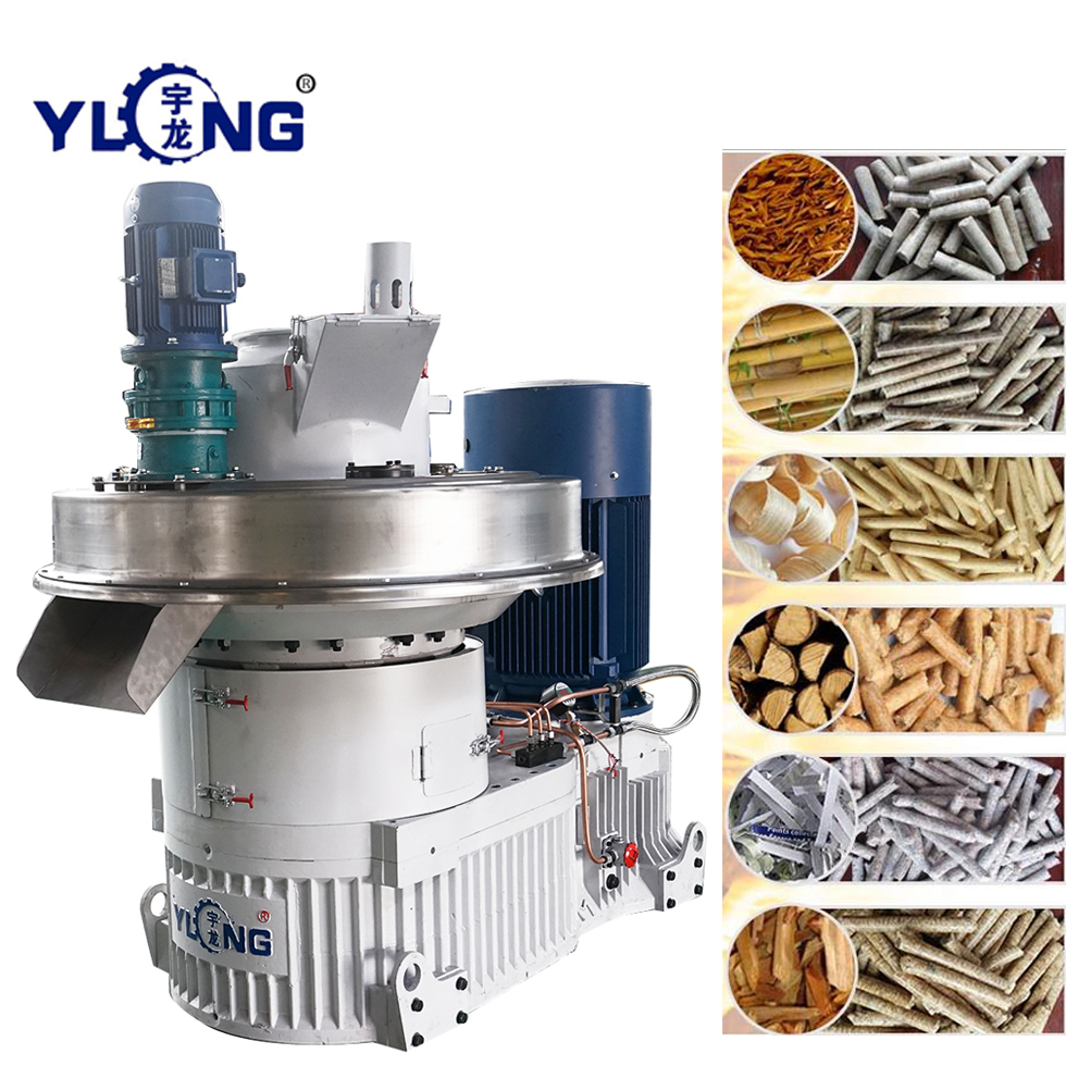 Biomass Waste Pellet Making Machinery