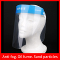 Reusable Safety Face Shield Visor Pelindung Wajah Penuh