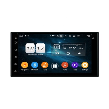Nissan Micra 2010-2015 සඳහා Android car dvd player