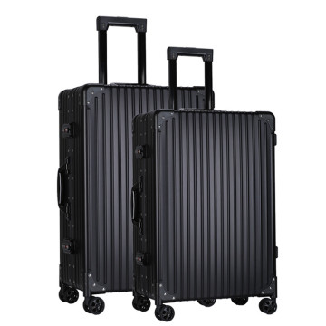 ABS suitcases trolley carry-on travel luggage