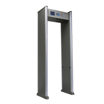 Outdoor use LCD screen walkthrough metal detector (JT-8000A)