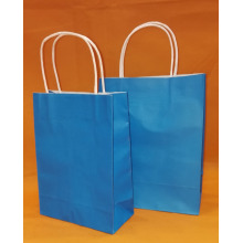 color gift paper bag