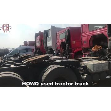 HOWO 6*4 420HP tractor truck