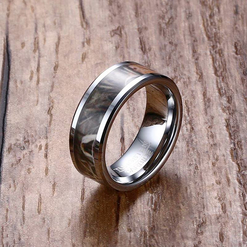 Wholesale tungsten carbide promise rings for men China ...