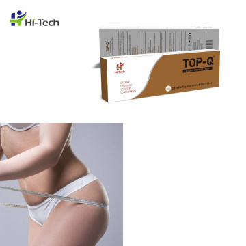 Buttock Augmentation 10ml Hyaluronic Acid Injectable Filler for Breast