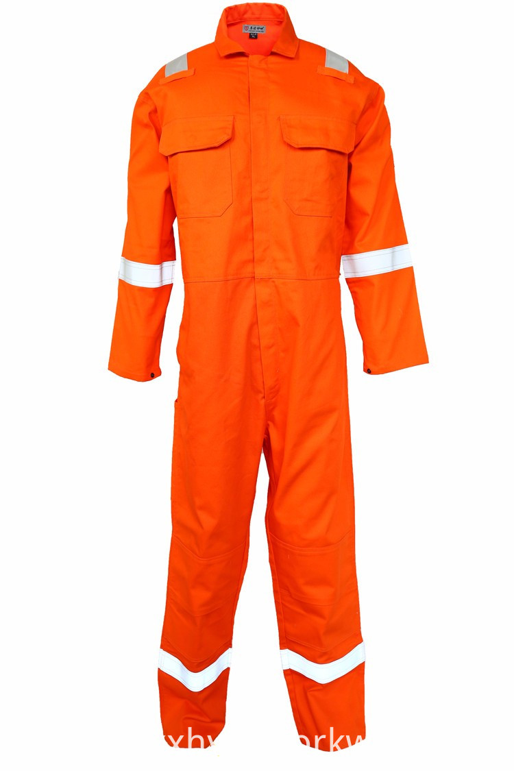 12 1 Flame Retardant Coverall