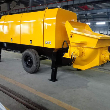 60M3 Construction machinery concrete pump portable cement