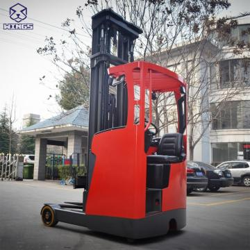2 tons Electirc Reach Truck (3-meter Seat-on)