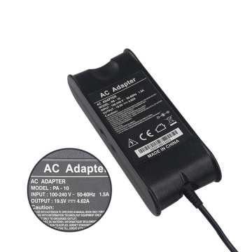 New Designed 19.5V4.62A Dell charger 7.4*5.0MM DC Tip