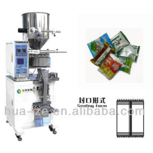 Power filling and sealing machine