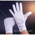 White Parade Handskar Funeral Cotton