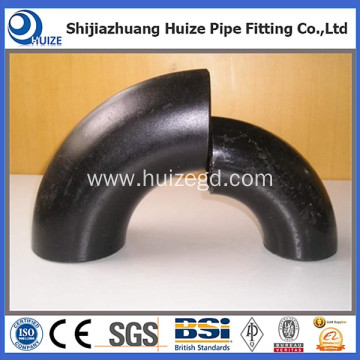 ASME/ANSI B 16.9 black Steel Pipe Elbow