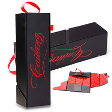 Wine Packaging Paper Box With Magnetic