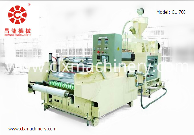 manufacturer of stretch film machine