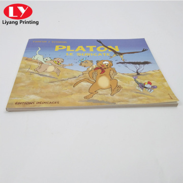 custom drawing printing book for child