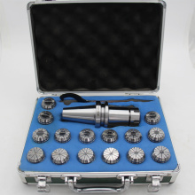 BT-ER Collets Chucks Set with Aluminum plastic box