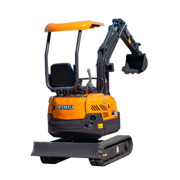 1.5 tonne mini digger for sale XN16