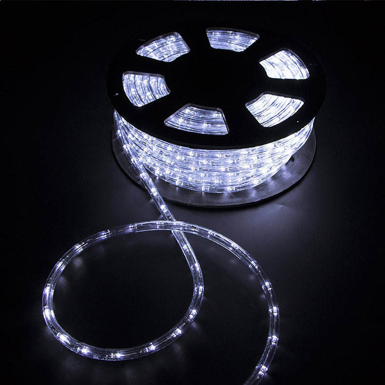 100m led warm white rope light