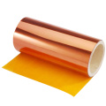 Amber Polyimide film for insulating circuit boards
