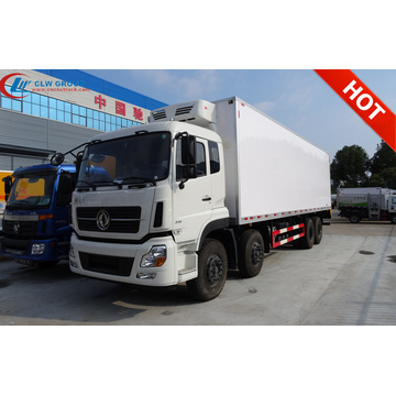 Dongfeng 55m³ Refrigerated Cold Room Van Truck