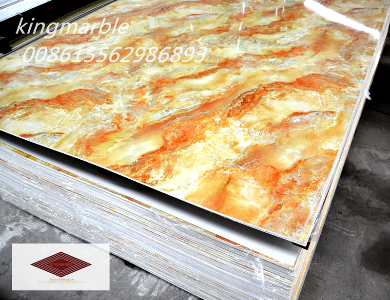 1220mm pvc artificial 3D wall panel for interior decoration