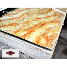 High Hardness Imitation Marble Pvc Indoor Wall Paneling
