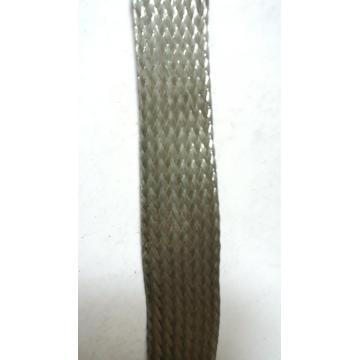Stainless Steel Braided Sleeving Flexo Logo