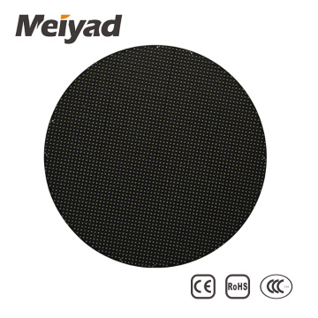 Circle led Brick Module Diameter for Logo Using