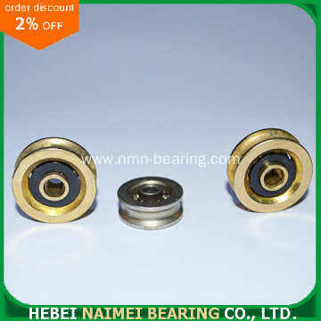 Non-Standard U groove Pulley Bearing